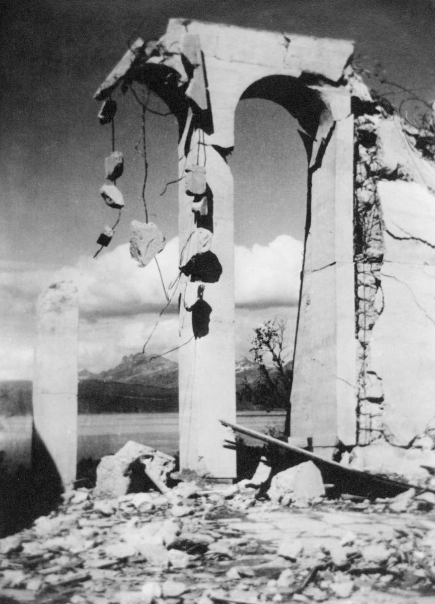 krigen, Narvik, eksteriør