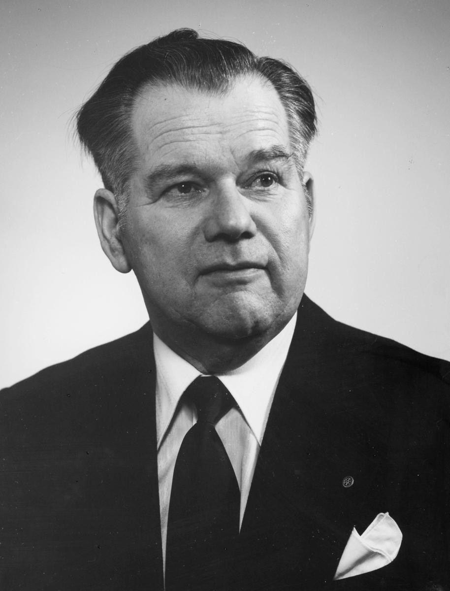 postmester, Hanssen Arne Ludolf, portrett