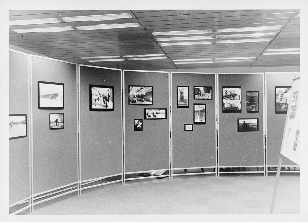 markedsseksjonen, verdenspostforeningen 100 år, bildeutstilling