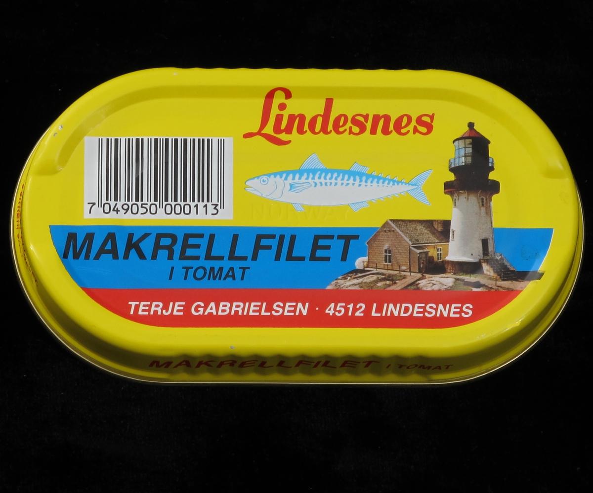 Makrell  og fyrlykt