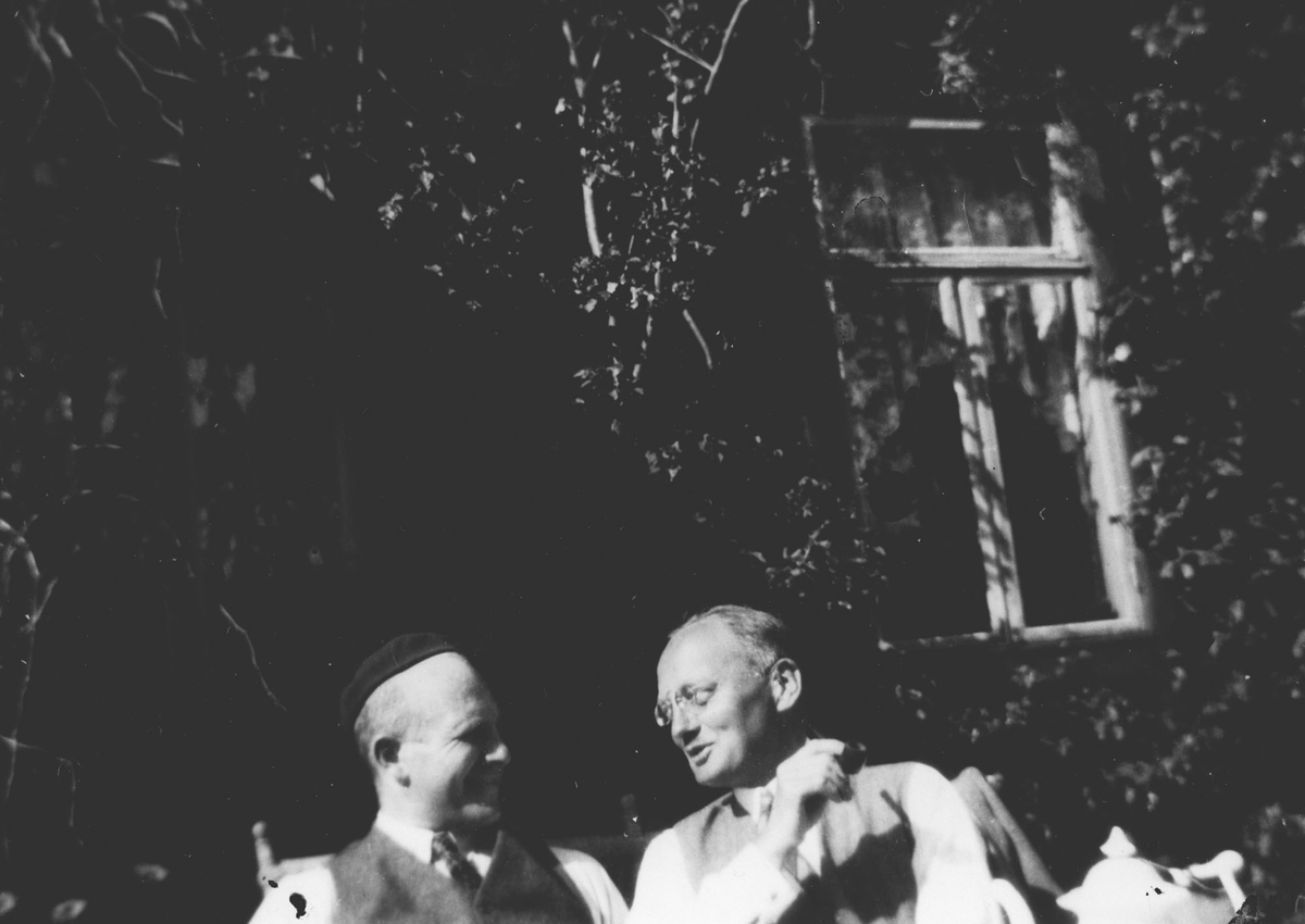 2 menn foran Soleglad