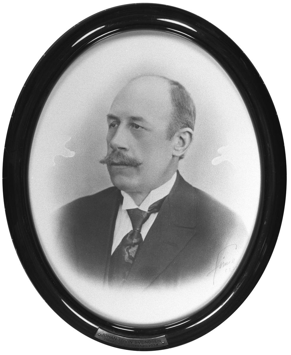 Ordører Johan Edvin Svendsen 1932-34