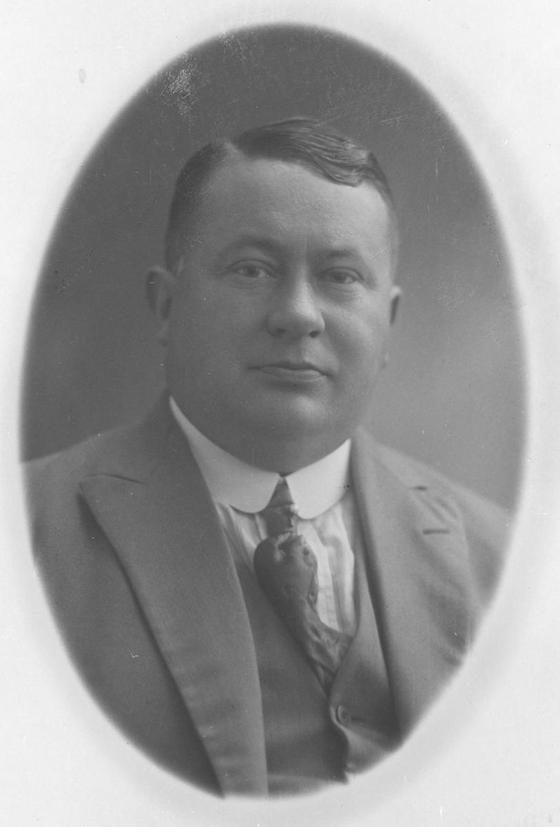 Ordfører Antonio Alberti.