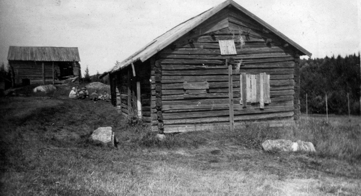 Tjernstua, husmannsplass under Søkopperud (Søndre Kopperud).