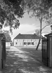 Mathiesen Eidsvoll Verk. Hovedgården.