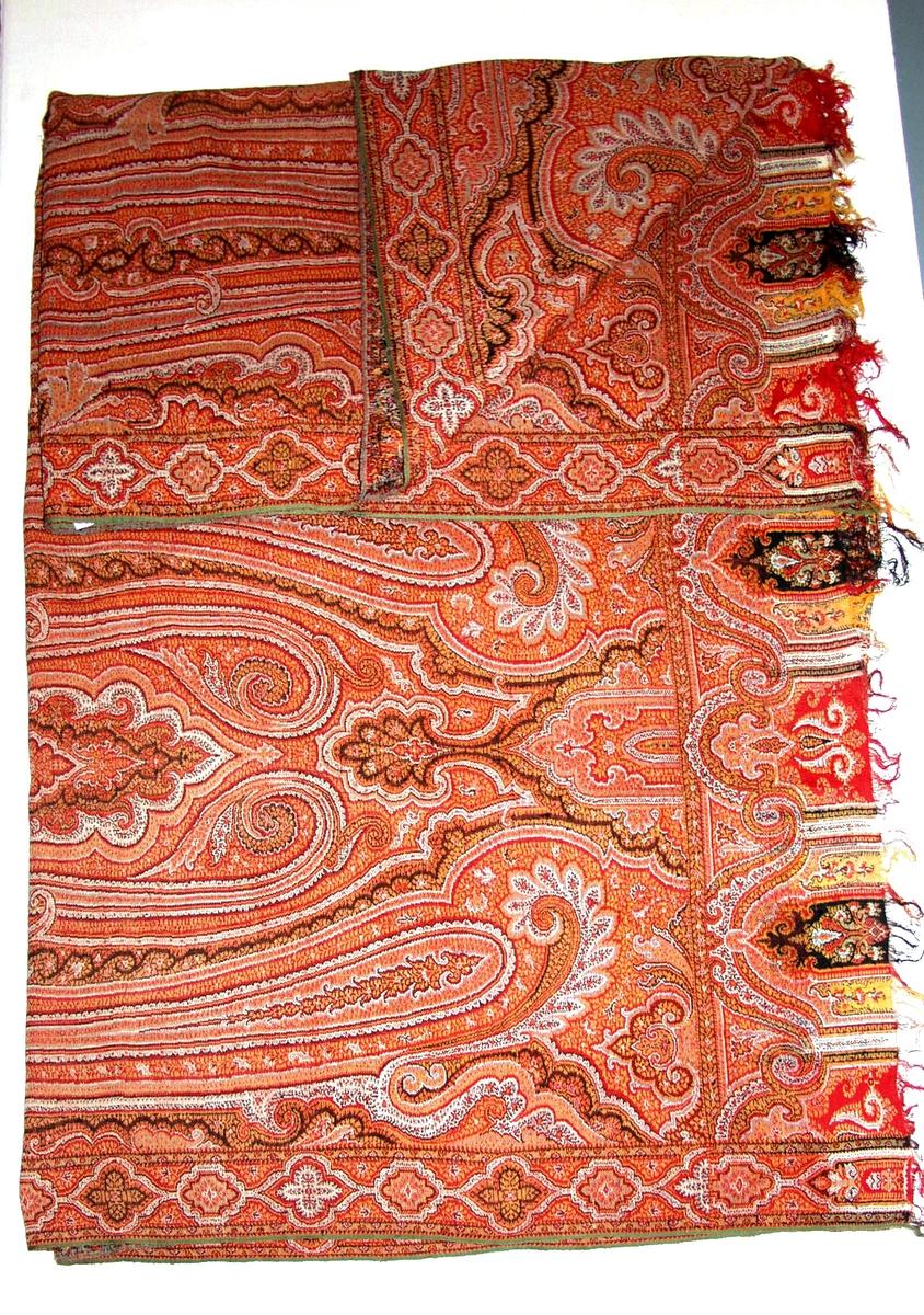 Form: Orientalsk mønster