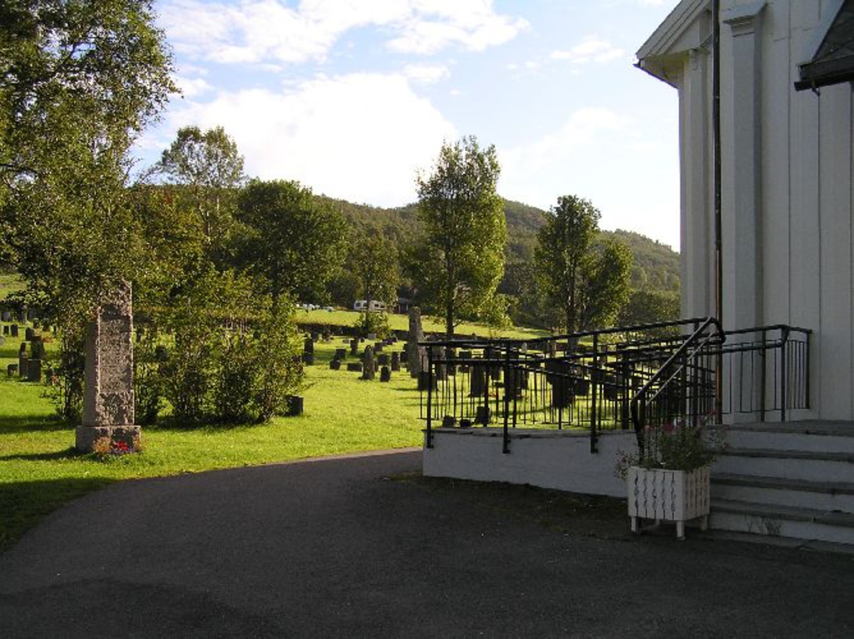 Kjøreanvisning: Ved Kvæfjord kirke som ligger i kommunesentrum Borkenes
