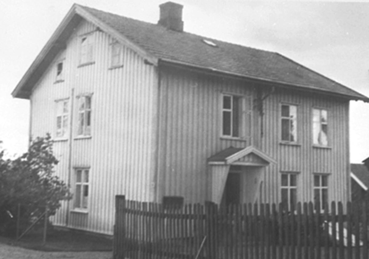 EKSTERIØR LØVBAKKE, NYGATA 35, BRISKEBYEN