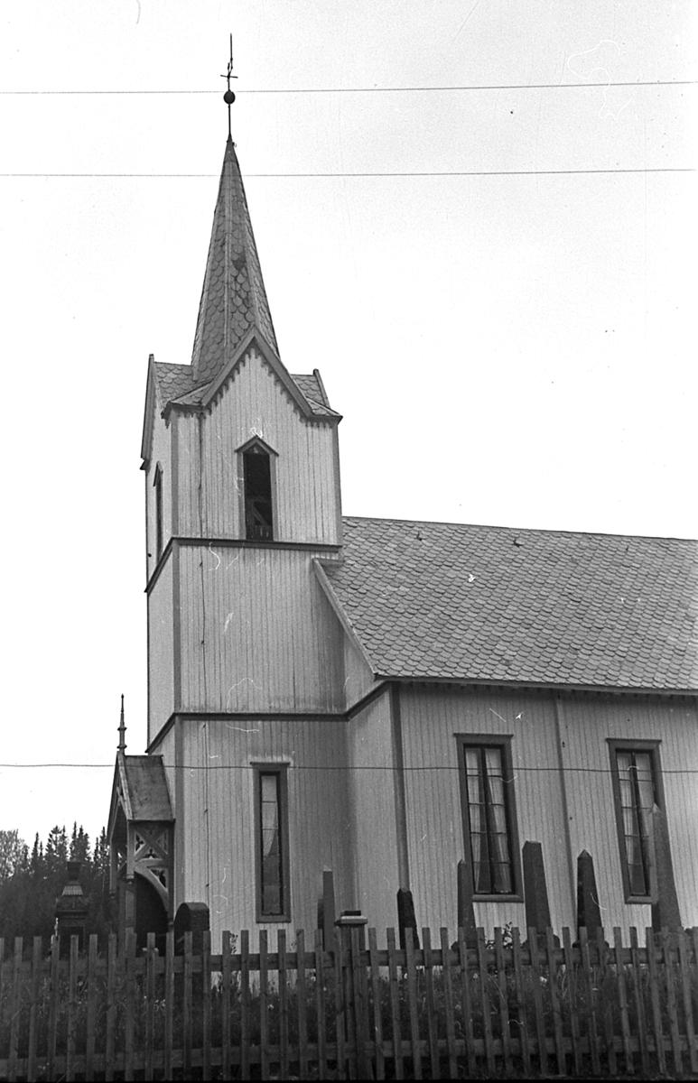 Nordskogbygda kirke