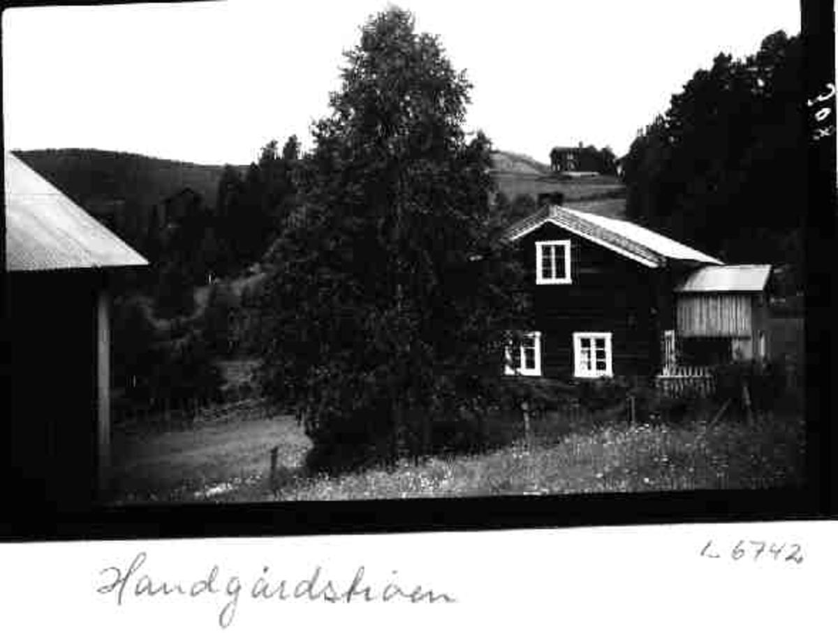 Handgårdstrøen, Rendalen