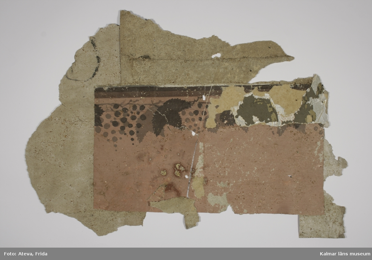 tapet - kalmar läns museum / digitaltmuseum