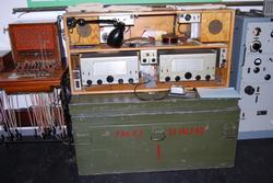 Radiostation 75W m/1943