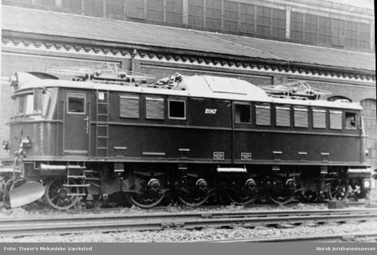 Elektrisk lokomotiv El 8 nr. 2067