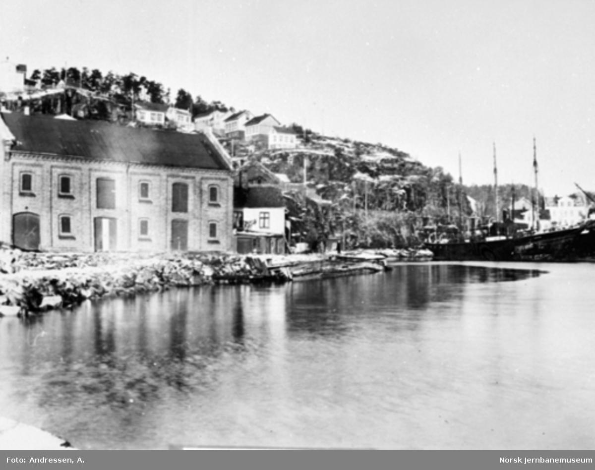Kragerø, Vafossbrygga