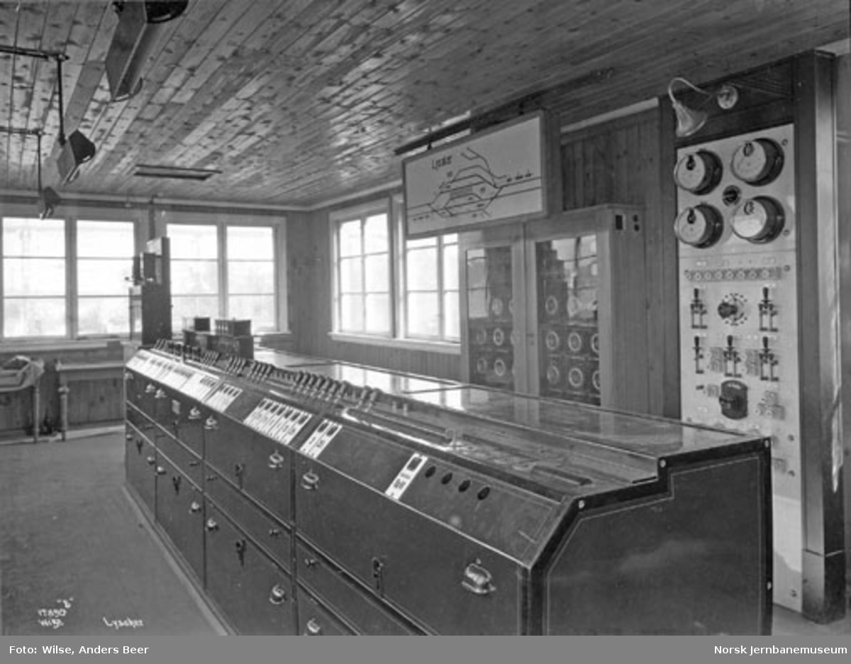 Stillverksanlegg Lysaker stasjon