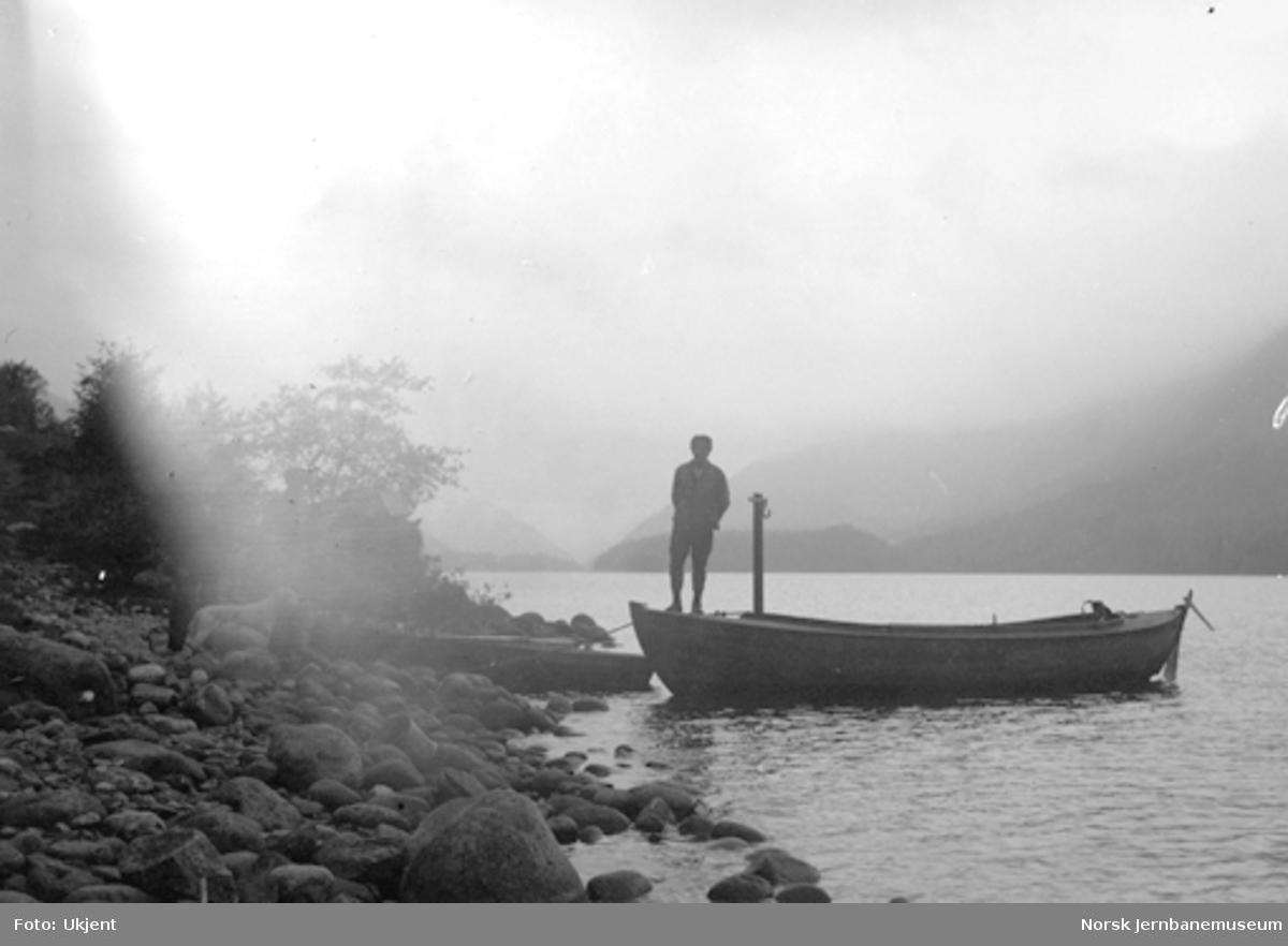 Båttur på Norefjord