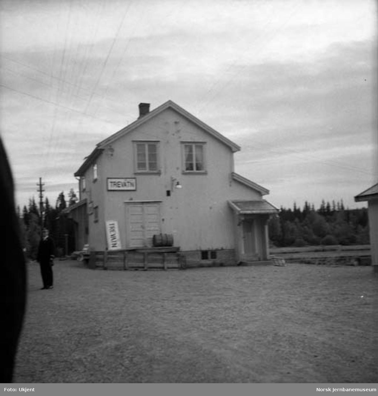 Trevatn stasjon