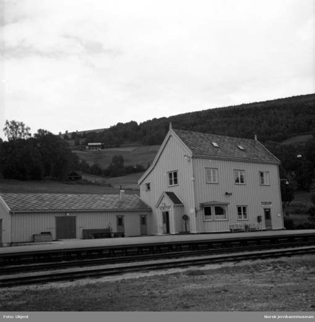Hundorp stasjon