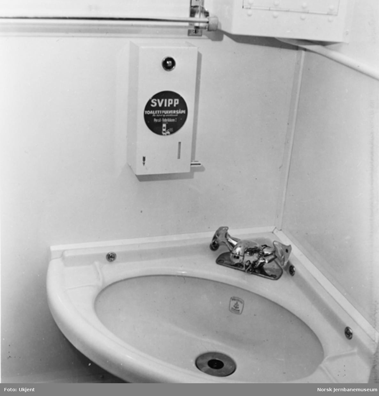 Såpepulverautomat
